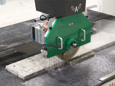 Wow entry level bridge saw by Prussiani UK